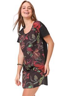Vestido Redley Curto Fall Preto
