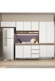 Cozinha Modulada Sabrina 0001 - Soluzione Elare