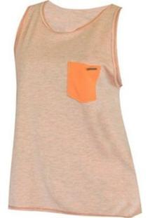 Camiseta Regata Double Billabong Feminina - Feminino