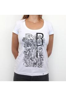 Dream - Camiseta Clássica Feminina