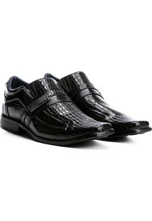 Sapato Social Walkabout Texturizado Masculino - Masculino