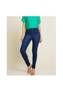 Calça Jeans Feminina Skinny Super Lipo Sawary