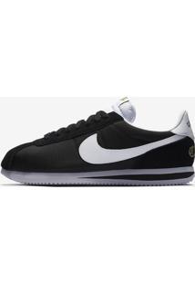 Tênis Nike Cortez Basic Nylon Premium Masculino