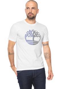 Camiseta Timberland Seaso Branca