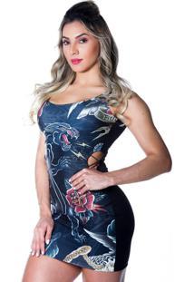 Vestido Panther