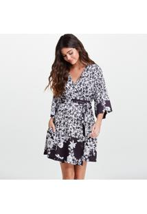 Robe Joge Robe Curto Jersey San Francisco Floral