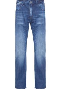 Calça Masculina Slim Villach - Azul