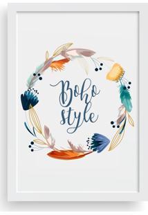 Quadro Love Decor Decorativo Boho Style