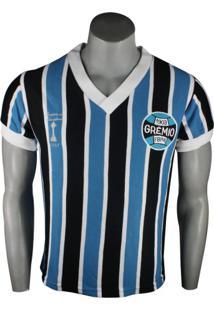 Camiseta Masculina Dilva Oldoni Retro Renato Gaúcho