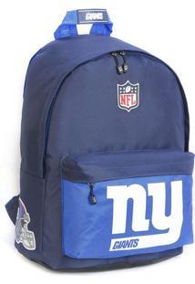 Mochila Edimagic New York Giants Básica Nfl