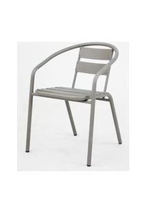 Cadeira Fun Em Aluminio Fendi - 58398 58398