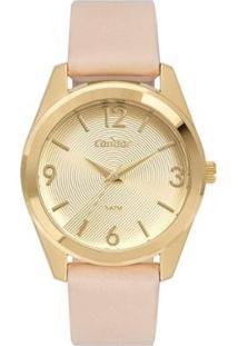 Relógio Condor Bracelete Co2035Mtq/K2X Feminino - Feminino-Dourado