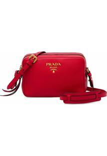 Prada Crossbody Bag - Vermelho