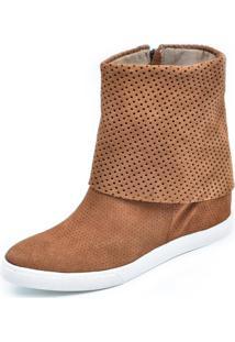 67d26e7113b Sneaker Caramelo feminino