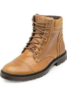 Bota The Box Project Riverside - Masculino-Caramelo