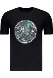 Camiseta Rusty Amphibiuos Upgrade Masculina - Masculino