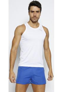 fb1ebf2e4b ... Regata Core Run Singlet - Off White   Cinzapuma