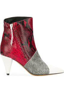 Isabel Marant Ankle Boot Latts - Branco
