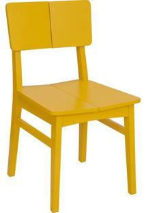 Cadeira Duo Amarela