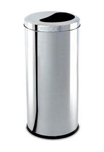 Lixeira Brinox 3063/203 Inox - 12 Litros