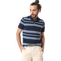 23f4d5fba11 Camisa Pólo Lacoste Listras masculina