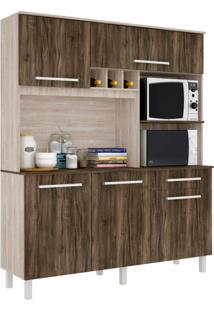 Cozinha Compacta Classic 5 Pt 1 Gv Elmo E Carvalho