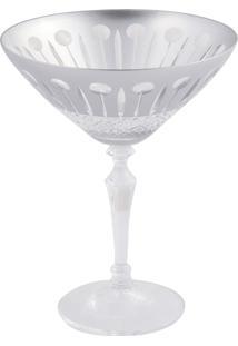Taça De Cristal Lodz Para Martini De 175 Ml Stary