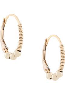 Petite Grand Dee Earrings - Dourado