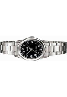 3e7a64c56dc ... Relógio Feminino Casio Collection - Unissex-Prata