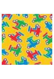 Papel De Parede Autocolante Rolo 0,58 X 3M - Infantil 342