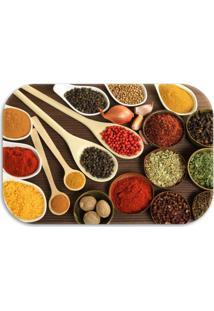 Tapete Love Decor Cozinha Colorido Marrom