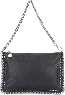 Stella Mccartney Clutch Falabella - Azul