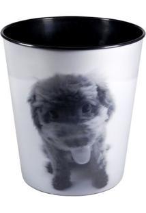 Lixeira 3D Filhote De Poodle