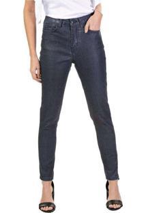 Calça Feminina Jeans Skinny Lilian Preto