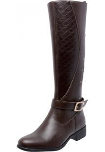 Bota Montaria Mega Boots 947 Marrom