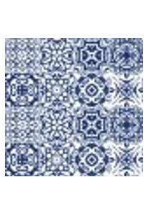 Adesivo De Azulejo - Ladrilho Hidráulico - 341Azpe