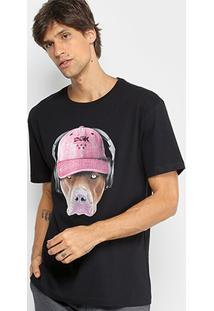 Camiseta Dgk Red Nose Masculina - Masculino
