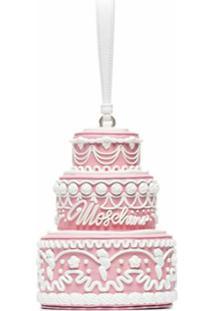 Moschino Clutch Cake - Rosa