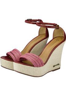 Sandália Barth Shoes Solaris Bordô