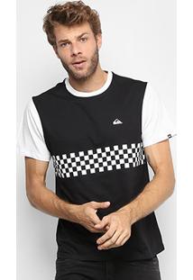 Camiseta Quiksilver Chess Masculina - Masculino