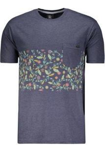 Camiseta Volcom Sea Weed Masculina - Masculino