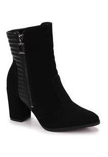 Ankle Boots Feminina Bebecê