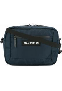 Makavelic Bolsa Tiracolo 'Trucks Bilayer' - Azul