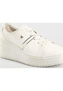 Tênis Feminino Sneaker Plataforma Mississipi