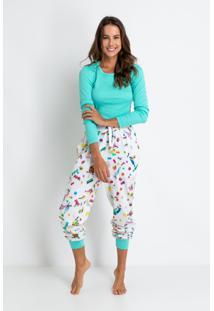 Pijamas Acuo Pijamas Branco