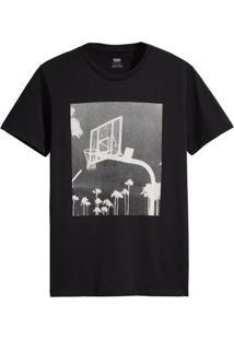 Camiseta Levis Graphic Basket - Xxl