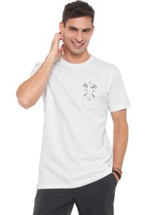 Camiseta Rusty Dwart Branca
