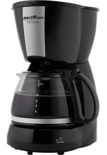 Cafeteira Elétrica Britânia Preto Cp15 - 110V