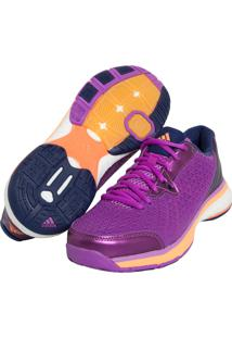 Tênis Adidas Performance Energy Boost Volley W Roxo