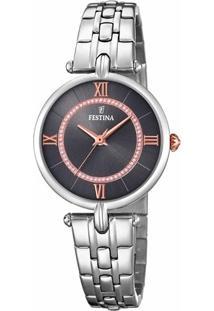 Relógio Festina Feminino Aço - F20315/2